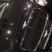 Vienna Autoshow 2015 Bentley Continental GTC V8S