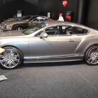 Vienna Autoshow 2015 Bentley Continental GT Speed