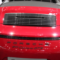 Vienna Autoshow 2015 Porsche 911 Carrera GTS