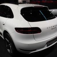 Vienna Autoshow 2015 Porsche Macan