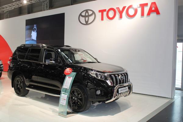 Toyota verkauft weltweit mehr als 10,23 Millionen Autos