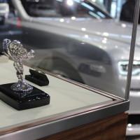 Vienna Autoshow 2015 Rolls Royce Ghost