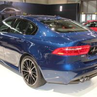 Vienna Autoshow 2015 Jaguar XE