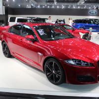 Vienna Autoshow 2015 Jaguar XF