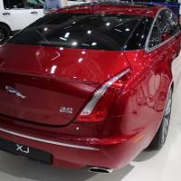 Vienna Autoshow 2015 Jaguar XJ