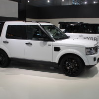 Vienna Autoshow 2015 Land Rover Discovery
