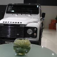Vienna Autoshow 2015 Land Rover Defender