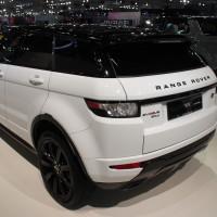 Vienna Autoshow 2015 Land Rover Evoque