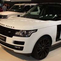 Vienna Autoshow 2015 Land Rover Range Rover