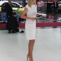 Bilder Vienna Autoshow 2015 Hostessen