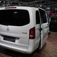 Vienna Autoshow 2015 Mercedes-Benz Vito