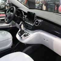 Vienna Autoshow 2015 Mercedes-Benz V-Klasse