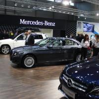 Vienna Autoshow 2015 Mercedes-Benz C-Klasse T-Modell