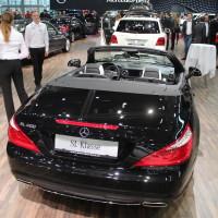 Vienna Autoshow 2015 Mercedes-Benz SL-Klasse