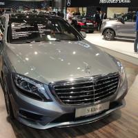 Vienna Autoshow 2015 Mercedes-Benz S-Klasse
