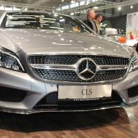 Vienna Autoshow 2015 Mercedes-Benz CLS