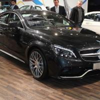 Vienna Autoshow 2015 Mercedes-Benz CLS 63 AMG