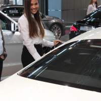 Fotos Vienna Autoshow 2015 Messegirls