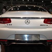 Vienna Autoshow 2015 Mercedes-Benz S63 AMG
