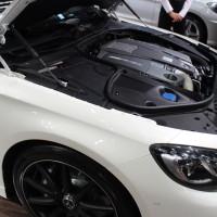 Vienna Autoshow 2015 Mercedes-Benz S63 AMG V8 Biturbo