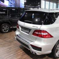 Vienna Autoshow 2015 Mercedes-Benz ML63 AMG