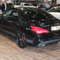 Vienna Autoshow 2015 Mercedes-Benz CLA AMG