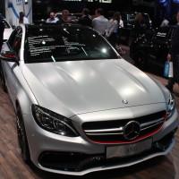 Vienna Autoshow 2015 Mercedes-Benz AMG