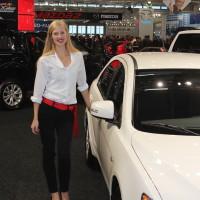 Fotos Vienna Autoshow 2015 Hostessen