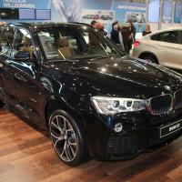 Vienna Autoshow 2015 BMW X3