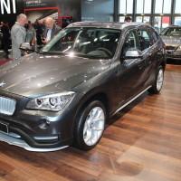 Vienna Autoshow 2015 BMW X1