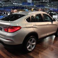 Vienna Autoshow 2015 BMW X4