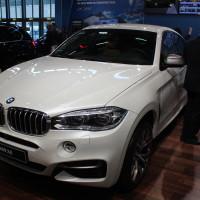 Vienna Autoshow 2015 BMW X6