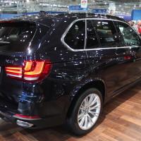 Vienna Autoshow 2015 BMW X5