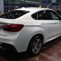 Vienna Autoshow 2015 BMW X6 M