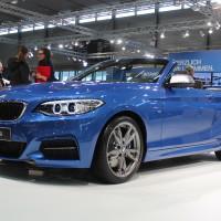 Vienna Autoshow 2015 BMW M325i