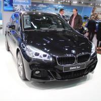 Vienna Autoshow 2015 BMW 2