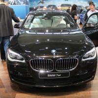 Vienna Autoshow 2015 BMW 7