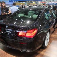 Vienna Autoshow 2015 BMW 740d