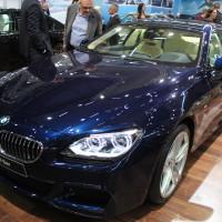 Vienna Autoshow 2015 BMW 6