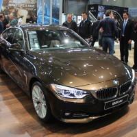 Vienna Autoshow 2015 BMW 4