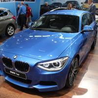 Vienna Autoshow 2015 BMW 1
