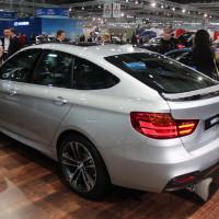 Vienna Autoshow 2015 BMW 3