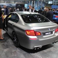 Vienna Autoshow 2015 BMW M5