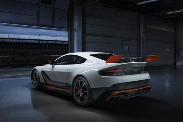 Aston Martin Vantage GT3 Special Edition Heck