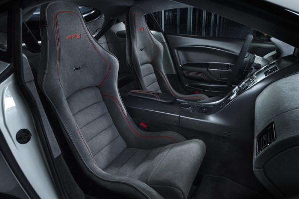Aston Martin Vantage GT3 Special Edition Innenraum
