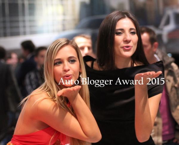 Auto Blogger Award 2015