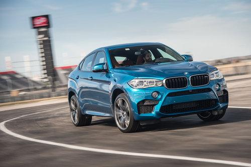 BMW-Rennfahrer testen Serienautos