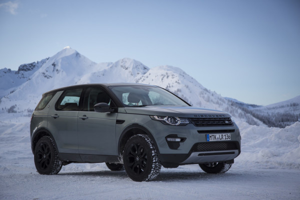 Land Rover Discovery Sport bald im Handel