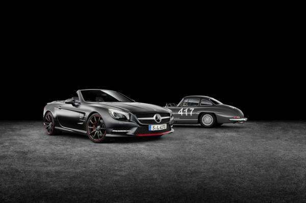 Mercedes-Benz SL Special Edition Mille Miglia 417