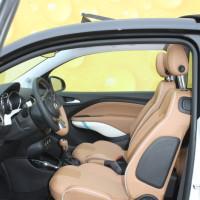 Opel Adam Rocks Sitze